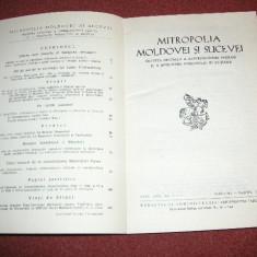 Mitropolia Moldovei si Sucevei (ianuarie - martie, 1981)