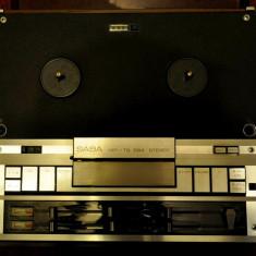 Tape Recorder Magnetofon SABA TG 564 H Stereo HiFi (1973–1976), 0-40 W