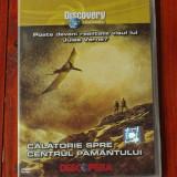Film documentar Discovery - Calatorie spre centrul pamantului !!! - Film documentare, DVD, Altele