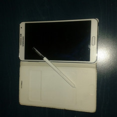 Galaxy note3 - Telefon mobil Samsung Galaxy Note 3, Alb, 16GB, Neblocat, Single SIM