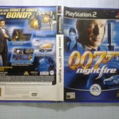 James Bond 007: Nightfire - JOC PS2 Playstation ( GameLand - sute de jocuri ) - Jocuri PS2, Actiune, 12+, Multiplayer