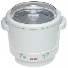 Bosch MUZ4EB1 ice cream maker - RESIGILAT - Aparate Desert