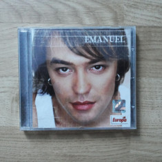 CD Emanuel - Muzica Pop cat music