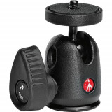 Cap trepied Manfrotto 492 Micro Ball Negru