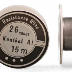 Kanthal A1 sârmă rezistențe diametru 0, 4mm rolă 15m - Tigara electronica