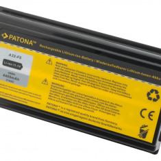 1 PATONA | Acumulator pt ASUS A32-F5 X50 F5 F5C F5GL F5M F5N F5R F5RI |2100|, 4400 mAh