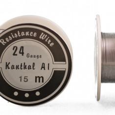 Kanthal A1 sârmă rezistențe diametru 0, 5mm rolă 15m - Tigara electronica