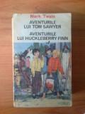 K0 Mark Twain - Aventurile lui Tom Sawyer / Aventurile lui Huckleberry Finn, 1998