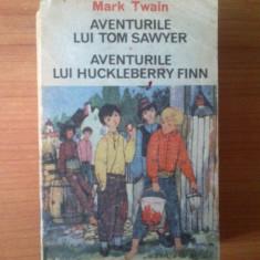 k0 Mark Twain - Aventurile lui Tom Sawyer / Aventurile lui Huckleberry Finn