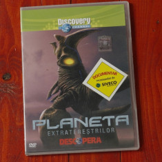 Film documentar Discovery - Planeta Extraterestrilor !!! - Film documentare, DVD, Altele