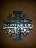 "Medalion evreiesc din bronz masiv ""Jerusalem"""