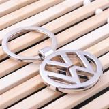 Breloc auto pentru vw argintiu metalic + ambalaj  cadou, Volkswagen