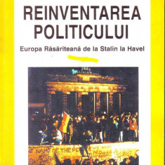 Vladimit Tismaneanu - Reinventarea politicului - Carte Jurisprudenta