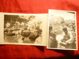 2 Fotografii -Propaganda-Misiunea Iezuitilor din Lyon in Africa