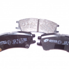 Placute frana Remsa Hyundai, Fiat, 500 C - [2009 - 2013]
