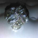 Frumos ornament argintat marcat Argenteria 925, provenienta Italia, stare perfecta, de colectie/decor.