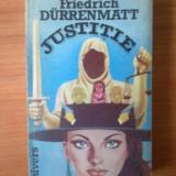 h0 Friedrich Durrenmatt - Justitie