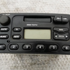 Radio casetofon Ford Mondeo MK3 an 2000 - 2008 ORIGINAL - CD Player MP3 auto