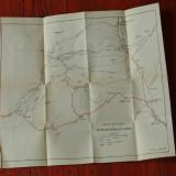 Harta Turistica a muntilor Harghita de nord si Harghita de sud !!!
