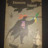 ROBERT LOUIS STEVENSON - TRESURE ISLAND * limba engleza - Roman, Anul publicarii: 1966