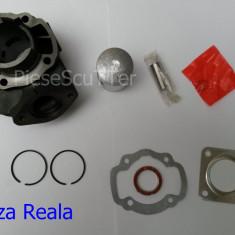 Kit Cilindru / Set Motor + Piston + Segmenti Scuter KYMCO Curio Fever KB ( 49cc - 50cc - racire aer )
