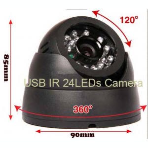 Camera Supraveghere Interior Cu Inregistrare Pe Card