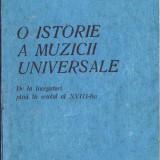 Christian Friedrich Daniel Schubart - O istorie a muzicii universale