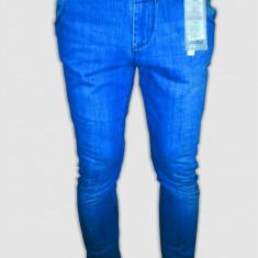Blugi /Jeans Zara Lefties slim fit-skinny model - original 100%-cel mai mic pret - Blugi barbati, Marime: 34, 36, 40, 42, Culoare: Din imagine, Lasat