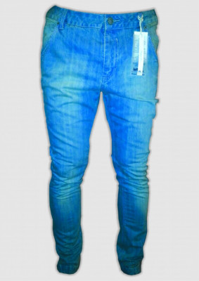 Blugi /Jeans Zara Lefties slim fit-skinny model - original 100%-cel mai mic pret foto