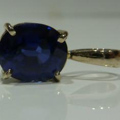 Pandativ aur 14k cu sapphire