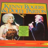 Disc vinil  Kenny Rogers & Dolly Parton - Vol. 1