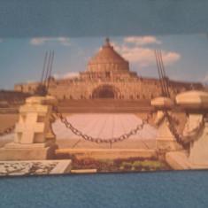 CP MARASESTI MAUSOLEUL EROILOR CIRCULATA - Carte Postala Moldova dupa 1918