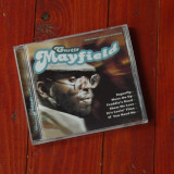 CD Muzica - Curtis Mayfield  !!!