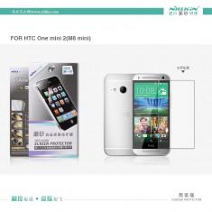 Folie HTC ONE M8 Mini 2 Mata by Nillkin - Folie de protectie