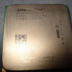 Procesor AMD Athlon 64 x2 4400+ / 4450E 2.3 Ghz socket AM2 - Procesor PC, Numar nuclee: 2, 2.0GHz - 2.4GHz