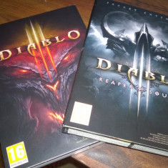 Vand/ Schimb Joc PC Diablo3+ reaper of Souls - Jocuri PC Altele, Role playing, 16+, Single player
