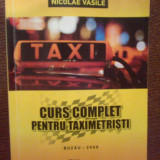 N Curs Complet pentru taximetristi- Nicolae Vasile, Buzau-2008