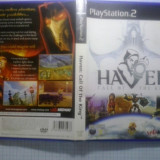 Haven - JOC PS2 Playstation ( GameLand - sute de jocuri ) - Jocuri PS2, Actiune, 3+, Single player