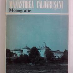 Manastirea Caldarusani - Veniamin Nicolae (carte cu  autograf)  / C22P, Alta editura
