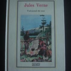 JULES VERNE - VULCANUL DE AUR {2010} - Roman, Adevarul