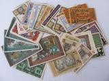 Colectie 890 notgeld Germania
