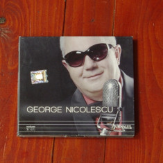 CD Muzica - George Nicolescu !!! - Muzica Pop