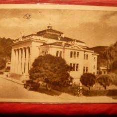 Ilustrata Ramnicu Valcea - Palatul Culturii, circulat 1957 - Carte Postala Muntenia dupa 1918, Circulata