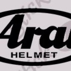 Arai_Sticker Moto_Tuning_MDEC-075-Dimensiune: 15 cm. X 6.8 cm. - Orice culoare, Orice dimensiune - Stikere Moto