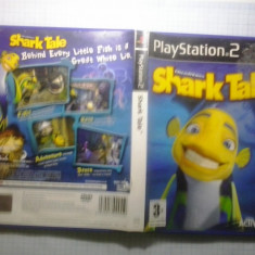 Shark Tale - JOC PS2 Playstation ( GameLand ) - Jocuri PS2, Actiune, 3+, Single player