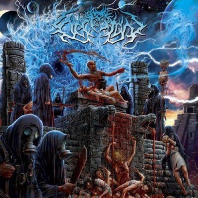 OCCISION (US) – Defying Temporal Limits of Existence CD 2013 (Brutal Death) NEW foto