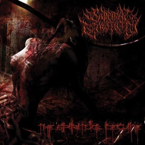 SUICIDAL CAUSTICITY (Italy)-The Spiritaul Decline CD New (Suffocation, Nile)2013
