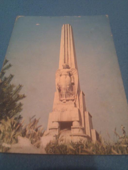 CP ALBA IULIA OBELISCUL HORIA,CLOSCA SI CRISAN CIRCULATA