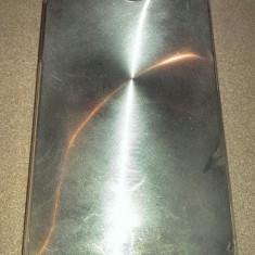 Husa hard case Htc One m7 - Husa Telefon HTC, Argintiu, Plastic