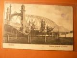Ilustrata Slatina - Vedere Generala a Podului , circ. 1932 ,Ed. G.Polichron Slatina, Circulata